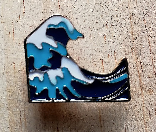 "Pins ""La vague"""