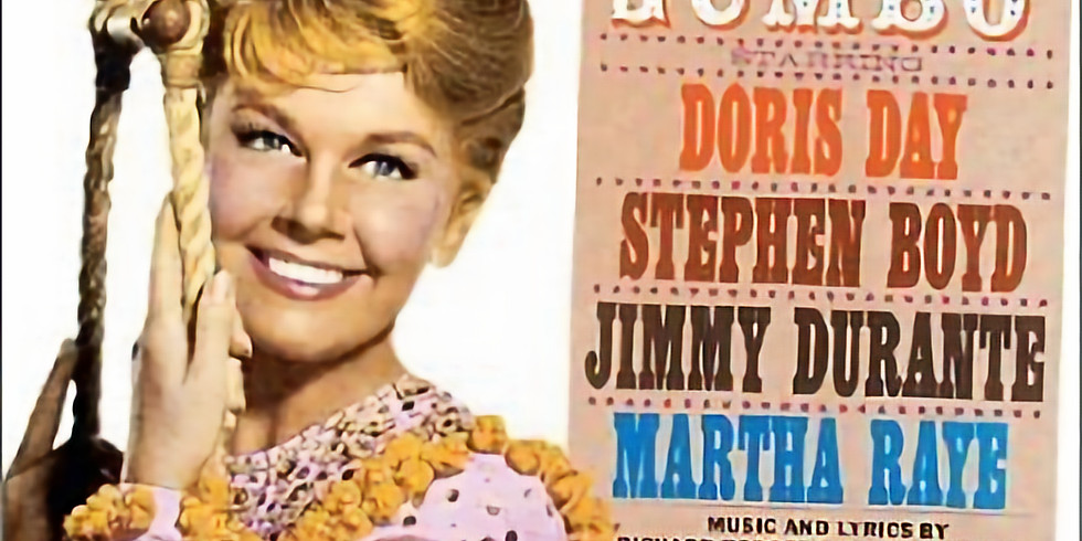 Classical Musicals at The JCUK: Billy Rose's Jumbo (MGM/1962)