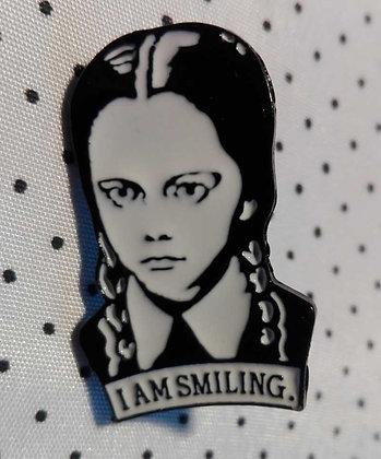 "Pins ""Smiling"""