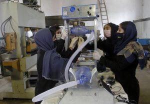 Women's Robotics Team Embark On Lifesaving Mission