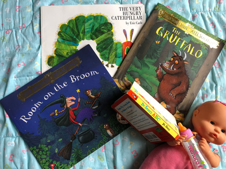 How to get your Toddler to read Books