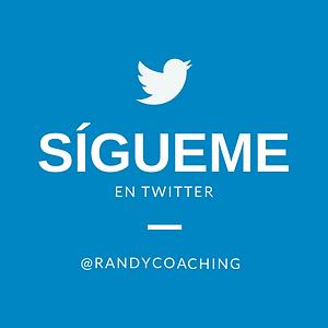 Randy Coaching Twitter
