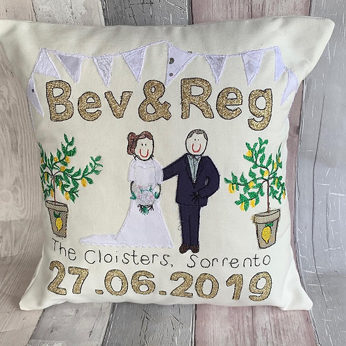 Personalised Cushion