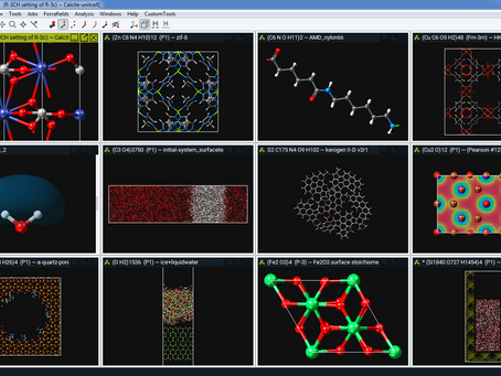 New Software Release: MedeA 3.0 -- Getting to Science Faster