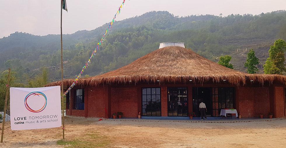 MUSIC & ARTS SCHOOL Sekha [Nepal] i.s.m.