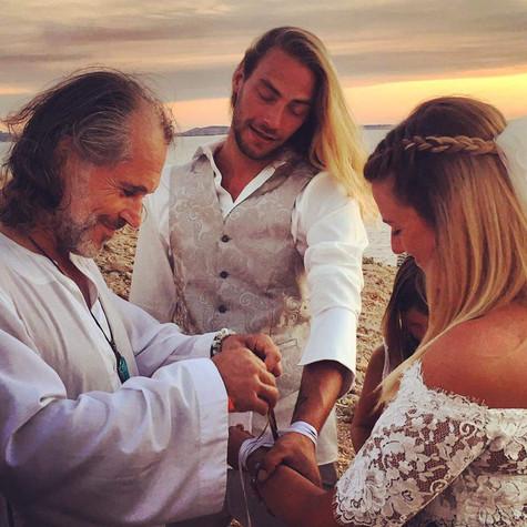 CEREMONY SOFIE & SASHA Ibiza [ES]
