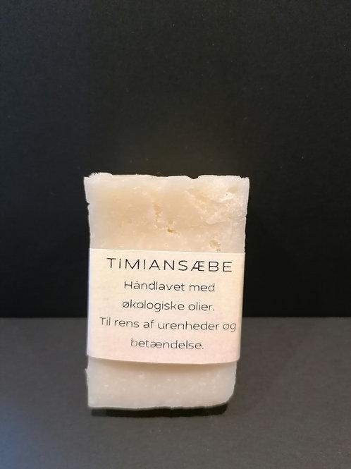Timian Sæbe  -  100% Økologisk            40-50 g.