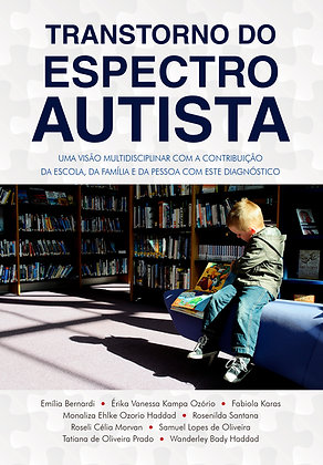 Livro - Transtorno do Espectro Autista - Mídia Física