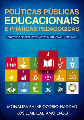 Livro - Politicas Públicas Educacionais e Práticas Pedagógicas - Mídia Física