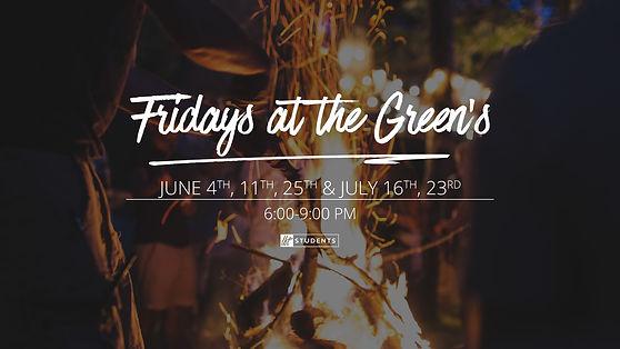 Fridays at the Green's.jpg