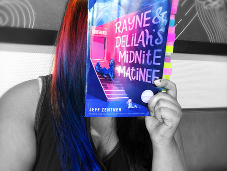 RAYNE AND DELILAH'S MIDNITE MATINEE (ARC) REVIEW: BLOG TOUR