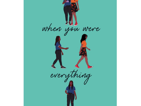 WHEN YOU WERE EVERYTHING COVER REVEAL