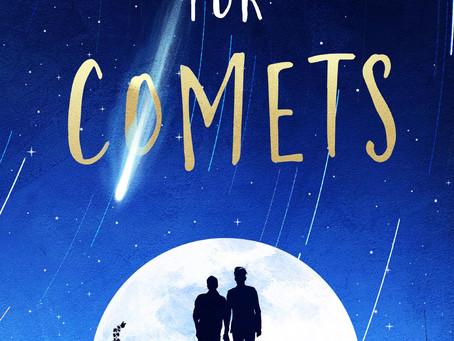 WATCHING FOR COMETS (ARC) REVIEW