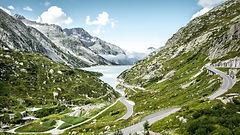 Les Grands Cols Suisse avec Danilo Wyss