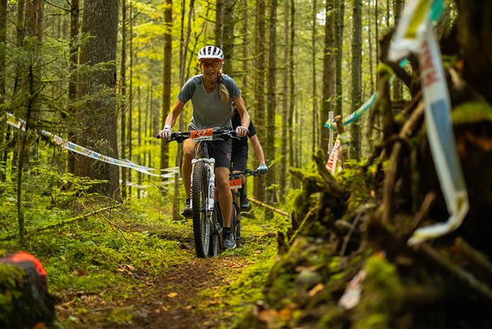 Wood Race - Bike and Sound Festival Champéry