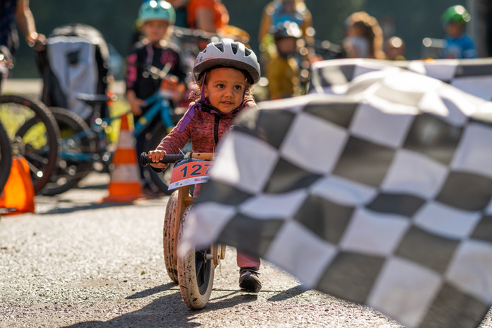 Kids Race - Bike and Sound Festival Champéry