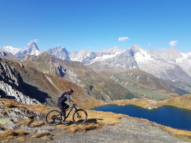 Les Alpes un terrain à exploré
