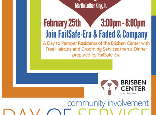 FailSafe-ERA Day of Community Service