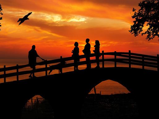 Bridged the Gaps of Separation