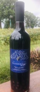 Blueberries in Wine 750ml