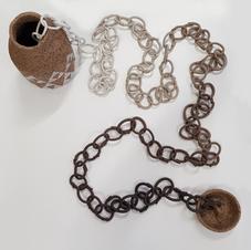 Papatuanuku with chain