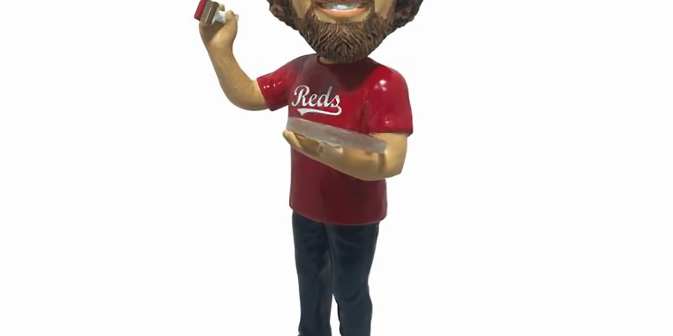 Reds Bob Ross night 4/25 - buy tickets from Reds