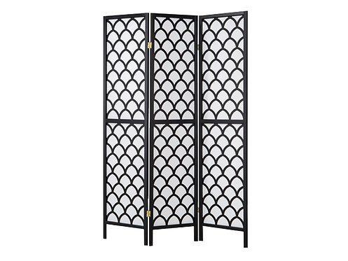 Fish Scale Room Divider