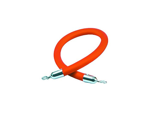 6' Red Stanchion Rope