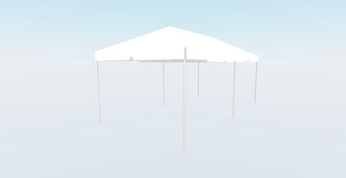10' x 30' White Top*