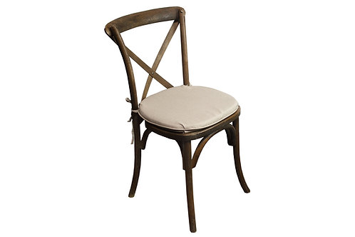 Antique Crossback Chair