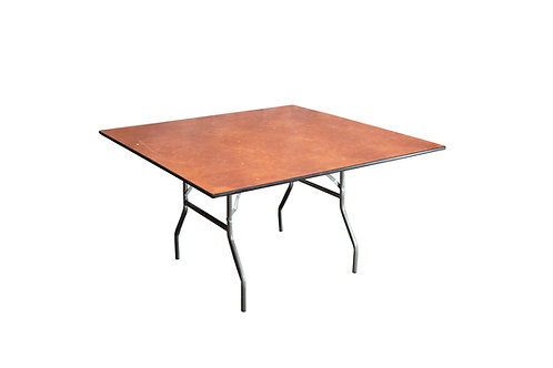 "54"" Square Table"