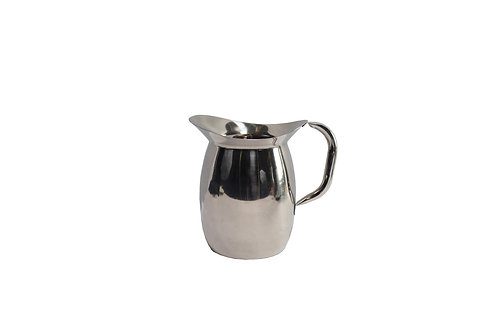 64oz Stainless Steel Water Pitcher