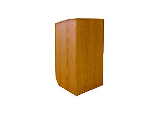 Natural Wood Podium