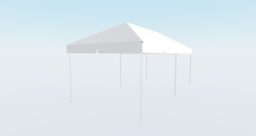 10' x 20' White Top*