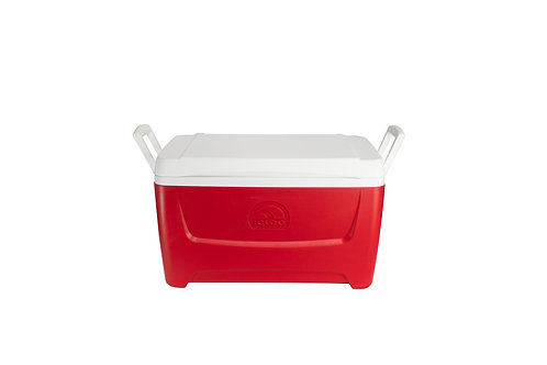Red Ice Chest 48 Lt.