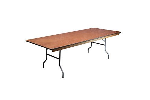 """8' x 40"""" Queen Table"""