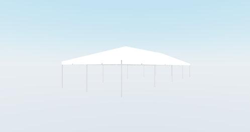 20' x 60' White Top