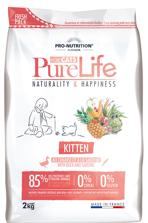Pure Life for Cats - Kitten