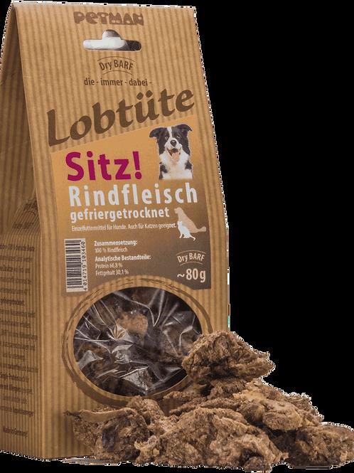 Petman Lobtüte Rindfleisch 80g