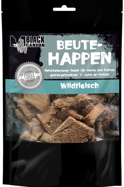 Black Canyon Beutehappen Wildfleisch 50g