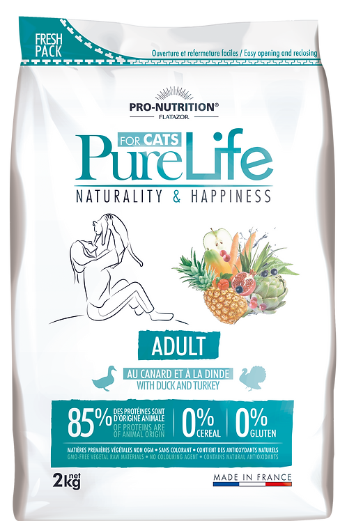 Pure Life for Cats - Adult
