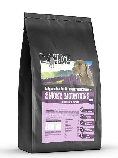 Black Canyon Smoky Mountains Truthahn & Hirsch 15kg
