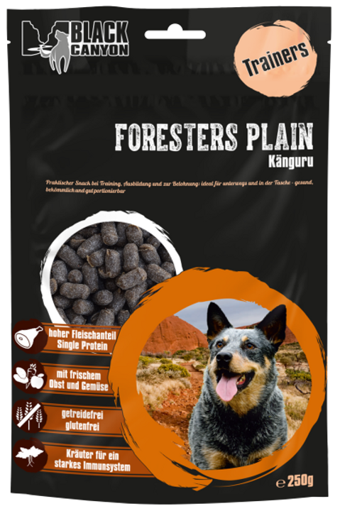 BLACK CANYON TRAINERS FORESTERS PLAIN 250g