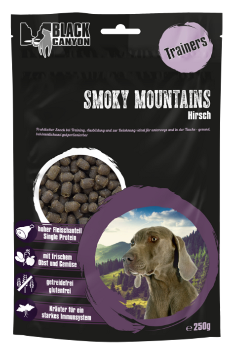 BLACK CANYON TRAINERS Smoky Mountains 250g