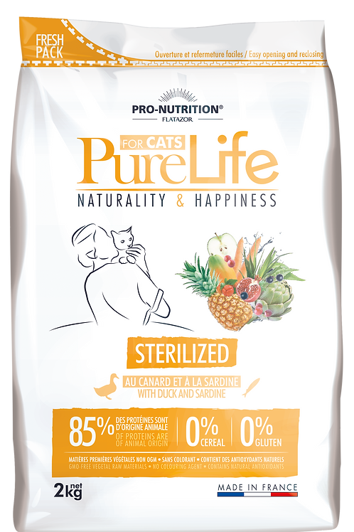 Pure Life for Cats - Sterilized