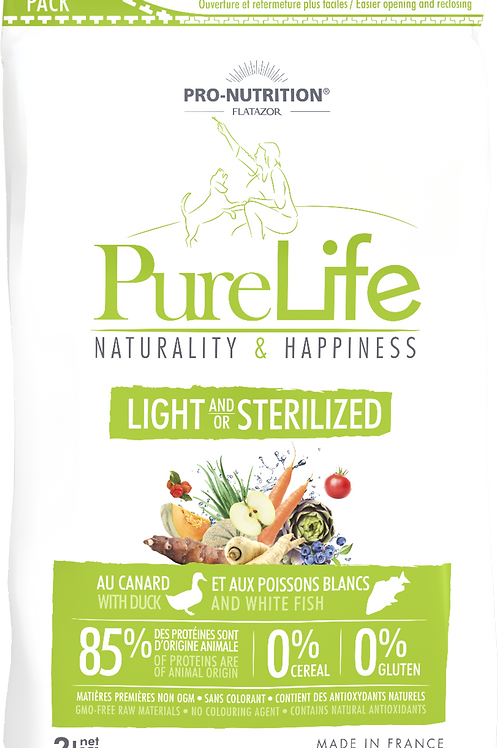 Pure Life Light and/or Sterilized