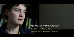 """""""The Burning"""" Documentary on the 1811 Theater fire"""