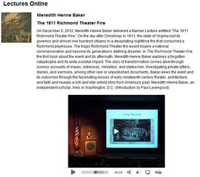 Banner Lecture Introduction