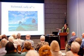 Library of Virginia talk