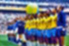 Italy v Brazil